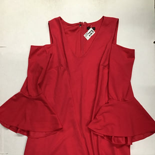 Primary Photo - BRAND: LANE BRYANT STYLE: DRESS SHORT LONG SLEEVE COLOR: PINK SIZE: 24 SKU: 111-111247-50119