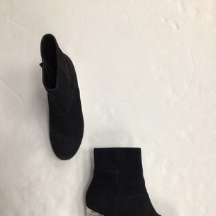 Primary Photo - BRAND: SOLE SOCIETY STYLE: BOOTS ANKLE COLOR: BLACK SIZE: 7 SKU: 111-111292-16382