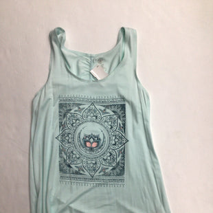 Primary Photo - BRAND: GAIAM STYLE: ATHLETIC TANK TOP COLOR: SEAFOAM SIZE: XS SKU: 111-111292-15614