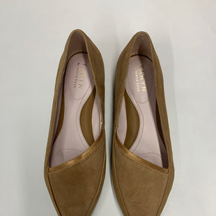 Primary Photo - BRAND: TARYN ROSE STYLE: SHOES FLATS COLOR: TAN SIZE: 8 SKU: 111-111292-16048NEW WITHOUT TAGS.