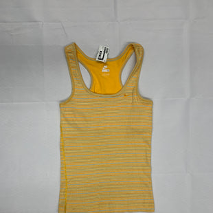 Primary Photo - BRAND: NIKE STYLE: ATHLETIC TANK TOP COLOR: YELLOW SIZE: S SKU: 111-111279-4491