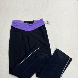 Primary Photo - BRAND: LULULEMON STYLE: ATHLETIC PANTS COLOR: BLACK SIZE: 4 SKU: 111-111304-2933
