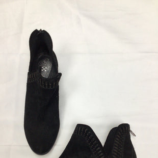 Primary Photo - BRAND: VINCE CAMUTO STYLE: BOOTS ANKLE COLOR: BLACK SIZE: 9.5 SKU: 111-111320-2373
