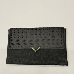 Primary Photo - BRAND: STELLA AND DOT STYLE: CLUTCH COLOR: BLACK SKU: 111-111301-4391