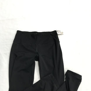 Primary Photo - BRAND: 90 DEGREES BY REFLEX STYLE: ATHLETIC CAPRIS COLOR: BLACK SIZE: XS SKU: 111-111317-15