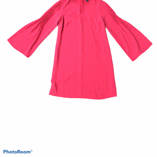 Primary Photo - BRAND: ANN TAYLOR STYLE: DRESS SHORT LONG SLEEVE COLOR: PINK SIZE: 0 SKU: 111-111301-1194