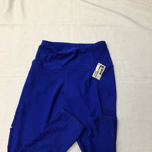 Primary Photo - BRAND: 90 DEGREES BY REFLEX STYLE: ATHLETIC CAPRIS COLOR: ROYAL BLUE SIZE: XS SKU: 111-111292-16137