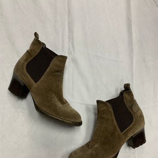 Primary Photo - BRAND:  CMA STYLE: BOOTS ANKLE COLOR: BROWN SIZE: 6 OTHER INFO: AQUATALIA - SKU: 111-111279-1325