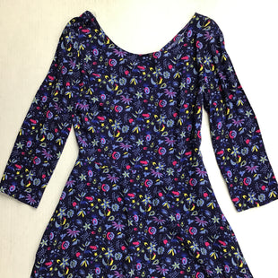 Primary Photo - BRAND: GAP STYLE: DRESS SHORT LONG SLEEVE COLOR: FLORAL SIZE: 2 SKU: 111-111300-796