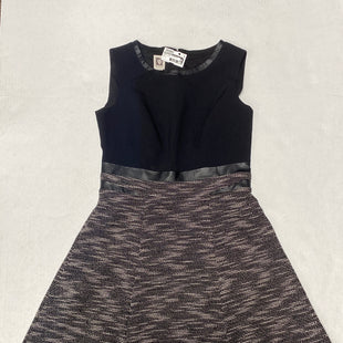 Primary Photo - BRAND: ANNE KLEIN STYLE: DRESS LONG SLEEVELESS COLOR: BLACK WHITE SIZE: 4 SKU: 111-111301-1678