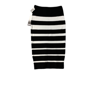 Primary Photo - BRAND: KENSIE STYLE: SKIRT COLOR: BLACK WHITE SIZE: S OTHER INFO: NEW! SKU: 111-111317-2991