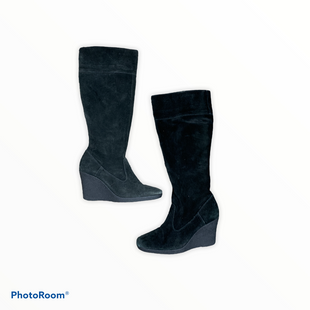 Primary Photo - BRAND: TALBOTS STYLE: BOOTS KNEE COLOR: BLACK SIZE: 7.5 SKU: 111-111247-52369