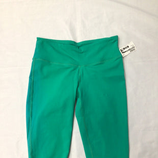 Primary Photo - BRAND: 90 DEGREES BY REFLEX STYLE: ATHLETIC CAPRIS COLOR: GREEN SIZE: XS SKU: 111-111279-3329