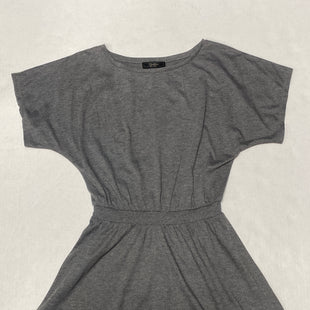 Primary Photo - BRAND: JESSICA SIMPSON STYLE: DRESS SHORT SHORT SLEEVE COLOR: GREY SIZE: XS SKU: 111-111247-44922