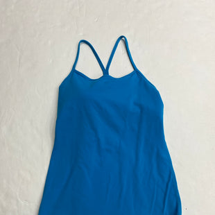 Primary Photo - BRAND: LULULEMON STYLE: ATHLETIC TANK TOP COLOR: BLUE SIZE: S SKU: 111-111317-1569
