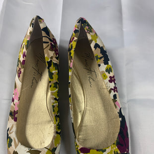 Primary Photo - BRAND: MARC FISHER STYLE: SHOES FLATS COLOR: FLORAL SIZE: 6 SKU: 111-111247-38194