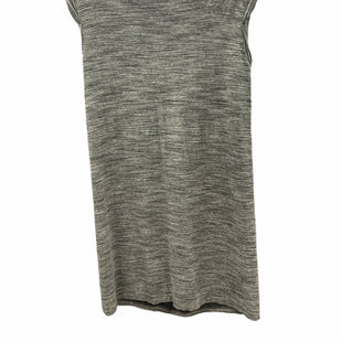 Primary Photo - BRAND: CLOTH AND STONE STYLE: DRESS SHORT SHORT SLEEVE COLOR: GREY SIZE: S SKU: 111-111279-1215