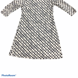 Primary Photo - BRAND: TAYLOR STYLE: DRESS SHORT LONG SLEEVE COLOR: HOUNDSTOOTH SIZE: 6 SKU: 111-111247-57629