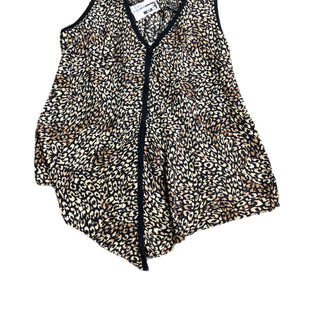 Primary Photo - BRAND: PETTICOAT ALLEY STYLE: TOP SLEEVELESS COLOR: ANIMAL PRINT SIZE: M SKU: 111-111320-3380