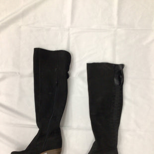 Primary Photo - BRAND: LUCKY BRAND STYLE: BOOTS KNEE COLOR: BLACK SIZE: 6.5 SKU: 111-111292-17936