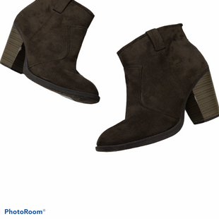 Primary Photo - BRAND: SODA STYLE: BOOTS ANKLE COLOR: BROWN SIZE: 11 SKU: 111-111247-53240
