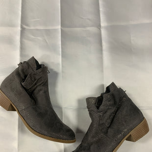 Primary Photo - BRAND: NOT RATED STYLE: BOOTS ANKLE COLOR: GREY SIZE: 6.5 SKU: 111-111247-54415