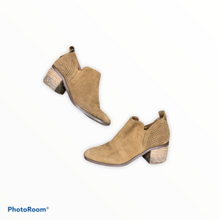 Primary Photo - BRAND: STEVE MADDEN STYLE: BOOTS ANKLE COLOR: BROWN SIZE: 7 SKU: 111-111301-2615