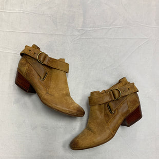 Primary Photo - BRAND: CLARKS STYLE: BOOTS ANKLE COLOR: BROWN SIZE: 6.5 SKU: 111-111301-2521