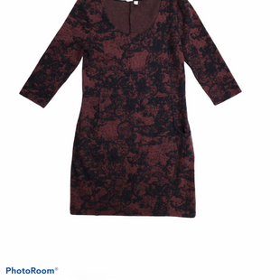 Primary Photo - BRAND: BP STYLE: DRESS SHORT LONG SLEEVE COLOR: BURGUNDY SIZE: XL SKU: 111-111247-49757