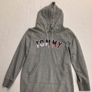 Primary Photo - BRAND: TOMMY HILFIGER STYLE: DRESS SHORT LONG SLEEVE COLOR: GREY SIZE: S OTHER INFO: LIKE NEW SKU: 111-111292-19232