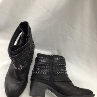 Primary Photo - BRAND: CARLOS SANTANA STYLE: BOOTS ANKLE COLOR: BLACK SIZE: 6.5 SKU: 111-111279-3356