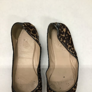 Primary Photo - BRAND: J CREW STYLE: SHOES FLATS COLOR: LEOPARD PRINT SIZE: 7.5 SKU: 111-111292-7455