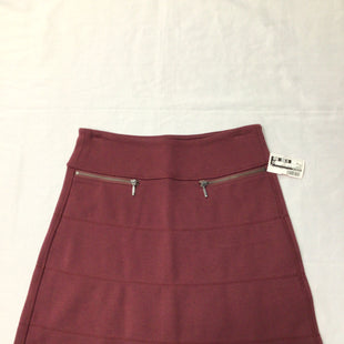 Primary Photo - BRAND: ATHLETA STYLE: ATHLETIC SKIRT SKORT COLOR: MAROON SIZE: XS SKU: 111-111317-1418