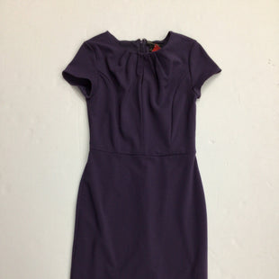 Primary Photo - BRAND: BANANA REPUBLIC O STYLE: DRESS SHORT SHORT SLEEVE COLOR: PURPLE SIZE: XS SKU: 111-111320-938