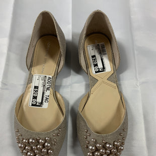 Primary Photo - BRAND: ADRIANNA PAPELL STYLE: SHOES FLATS COLOR: TAUPE SIZE: 6 SKU: 111-111292-6993