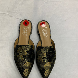 Primary Photo - BRAND: FRANCO SARTO STYLE: SHOES FLATS COLOR: GOLD SIZE: 6 SKU: 111-111247-49922