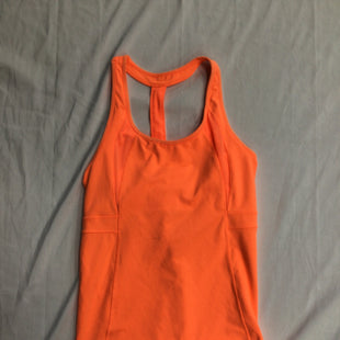Primary Photo - BRAND: ATHLETA STYLE: ATHLETIC TANK TOP COLOR: ORANGE SIZE: L SKU: 111-111320-2943