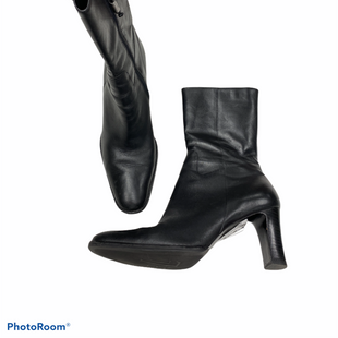 Primary Photo - BRAND: LAUREN BY RALPH LAUREN STYLE: BOOTS KNEE COLOR: BLACK SIZE: 8 SKU: 111-111304-1101