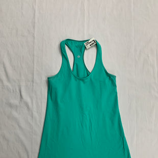 Primary Photo - BRAND: LULULEMON STYLE: ATHLETIC TANK TOP COLOR: GREEN SIZE: 8 SKU: 111-111279-5793
