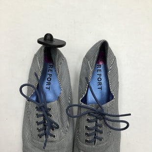 Primary Photo - BRAND: REPORT STYLE: SHOES FLATS COLOR: STRIPED SIZE: 8.5 SKU: 111-111281-19636