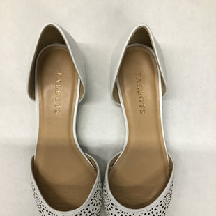 Primary Photo - BRAND: TALBOTS STYLE: SHOES FLATS COLOR: WHITE SIZE: 7.5 SKU: 111-111247-45695