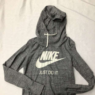 Primary Photo - BRAND: NIKE STYLE: ATHLETIC JACKET COLOR: GREY SIZE: M SKU: 111-111317-367