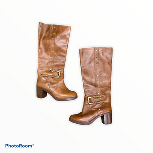 Primary Photo - BRAND: MICHAEL BY MICHAEL KORS STYLE: BOOTS KNEE COLOR: BROWN SIZE: 6.5 SKU: 111-111301-1404