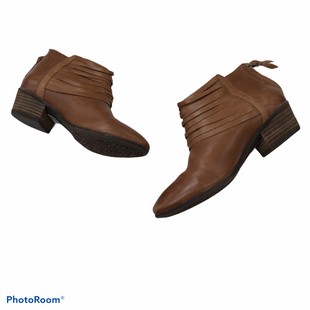 Primary Photo - BRAND: CLARKS STYLE: BOOTS ANKLE COLOR: BROWN SIZE: 6 SKU: 111-111304-2941