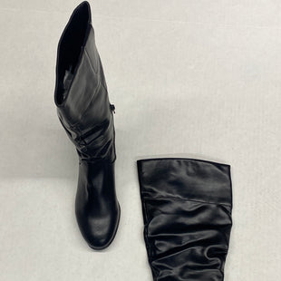 Primary Photo - BRAND: STYLE AND COMPANY STYLE: BOOTS KNEE COLOR: BLACK SIZE: 7 SKU: 111-111247-56642