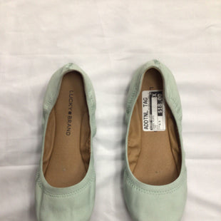 Primary Photo - BRAND: LUCKY BRAND STYLE: SHOES FLATS COLOR: TEAL SIZE: 6.5 SKU: 111-111301-2474