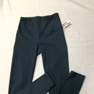 Primary Photo - BRAND: 90 DEGREES BY REFLEX STYLE: ATHLETIC CAPRIS COLOR: BLUE SIZE: XS SKU: 111-111292-15893