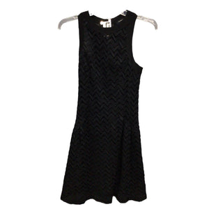 Primary Photo - BRAND: NANETTE LEPORE STYLE: DRESS SHORT SLEEVELESS COLOR: BLACK SIZE: XS SKU: 111-111320-5308