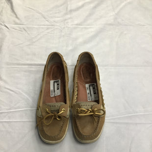 Primary Photo - BRAND: SPERRY STYLE: SHOES FLATS COLOR: GOLD SIZE: 9 SKU: 111-111279-754