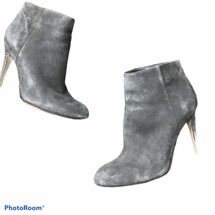 Primary Photo - BRAND: SAM EDELMAN STYLE: BOOTS ANKLE COLOR: GREY SIZE: 8 SKU: 111-111247-63862